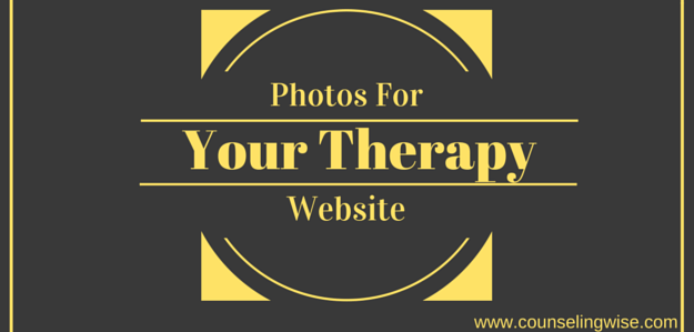 Photos for Your Therapy Website