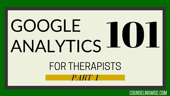 google Analytics 101