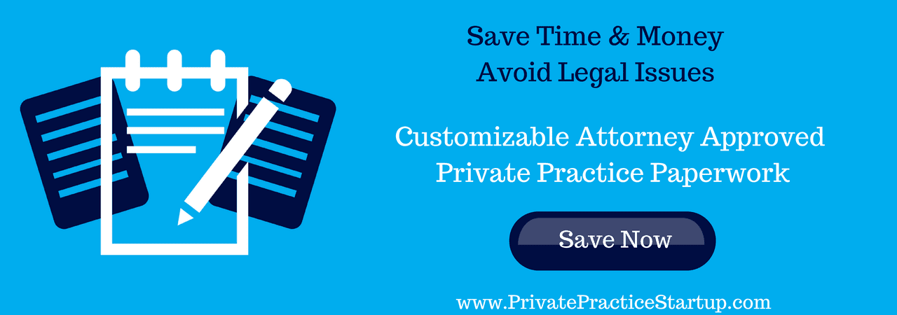 Customizable Attorney Approved Private Practice Paperwork