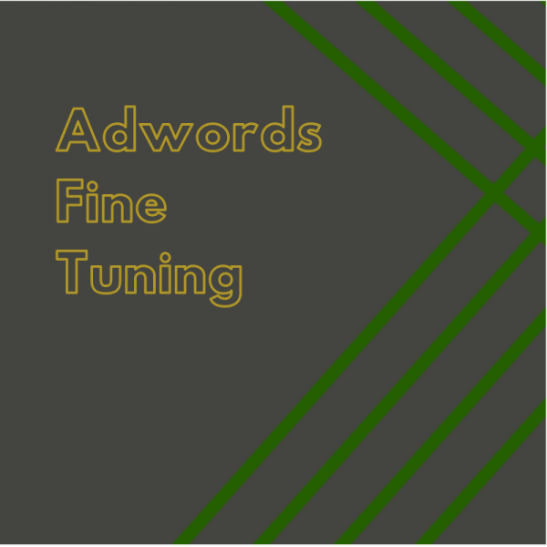 Adwords Fine Tuning